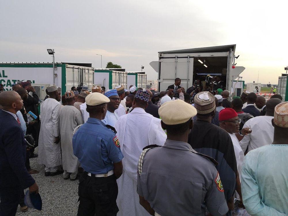 Το έργο δυναμικότητας 7,5MW εξασφαλίζει την αδιάλειπτη παροχή ενέργειας και την πλήρη αυτονομία σε 4 ομοσπονδιακά πανεπιστήμια της Νιγηρίας