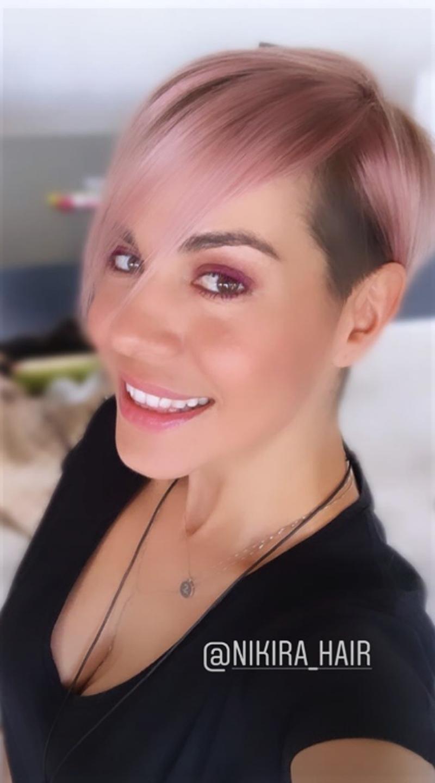 Το νέο look της Ράνιας Κωστάκη / Φωτογραφία: Instagram