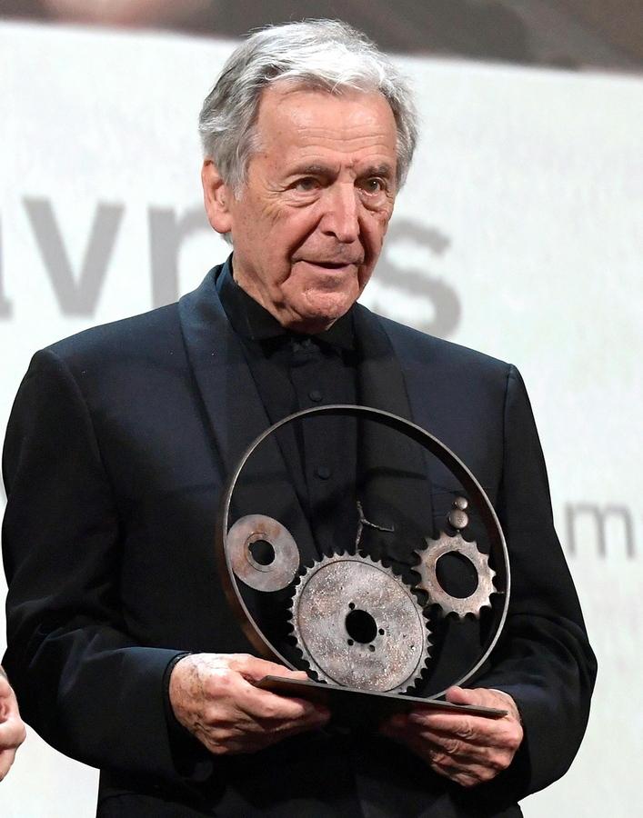 Ο Κώστας Γαβράς τιμήθηκε με το βραβείο Jeager-Lecoultre για το συνολικό έργο του