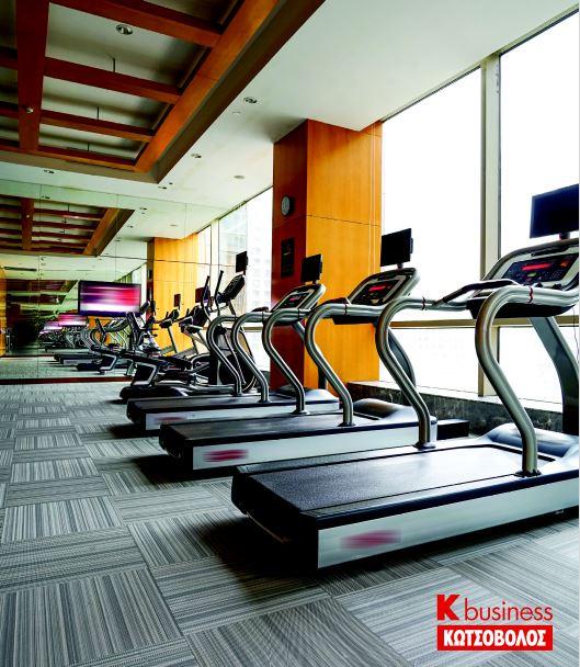 Μήπως ήρθε η ώρα για ένα high tech γυμναστήριο στους χώρους του ξενοδοχείου;
