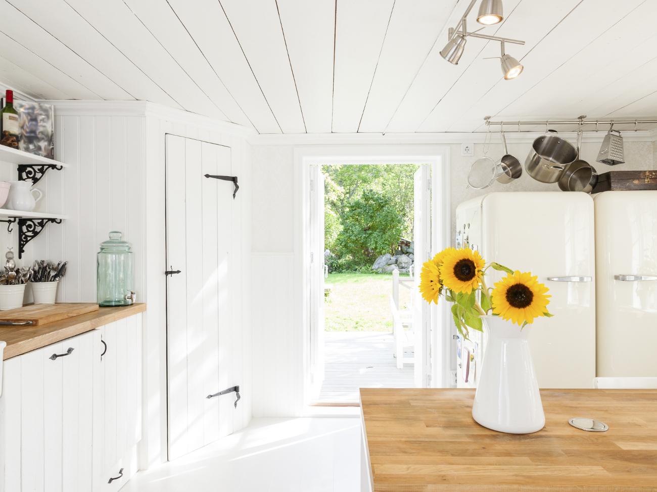 Κουζίνα πόρτα