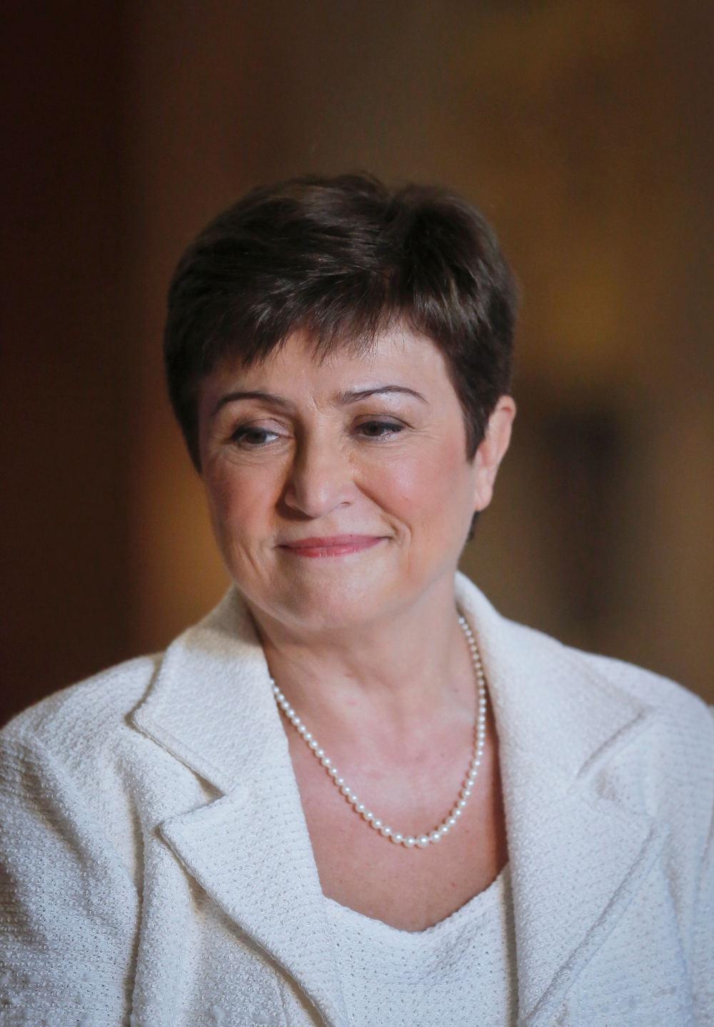 Η πρόταση της ΕΕ για τη διεύθυνση του ΔΝΤ, Κρισταλίνα Γκεοργκίεβα