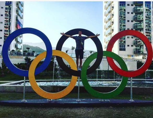 Κριστιάν Γκολομέεβ στους ολυμπιακούς κύκλους