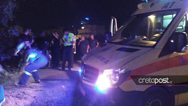 Κρήτη: Νεκρός ο άνδρας που έπεσε με το ΙΧ στον ποταμό Γιόφυρο