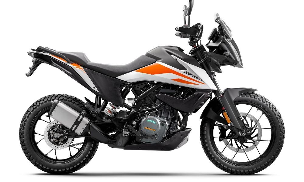 Νέα KTM 390 Adventure