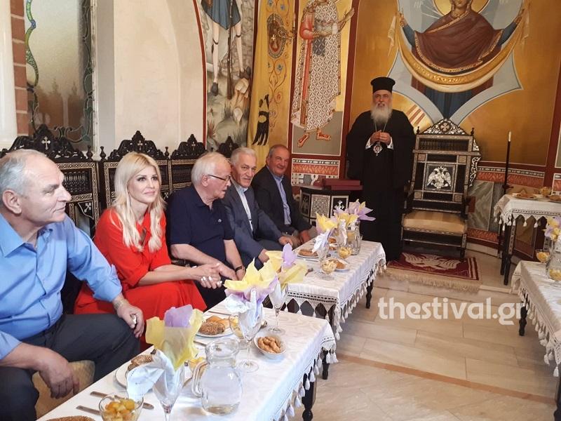 Ο Κώστας Καραμανλής με υποψήφιους βουλευτές της ΝΔ