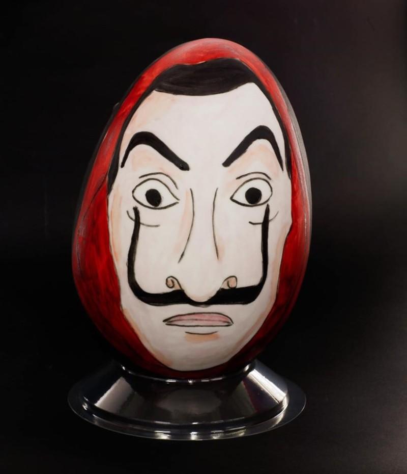Πασχαλινό αυγό La Casa de Papel