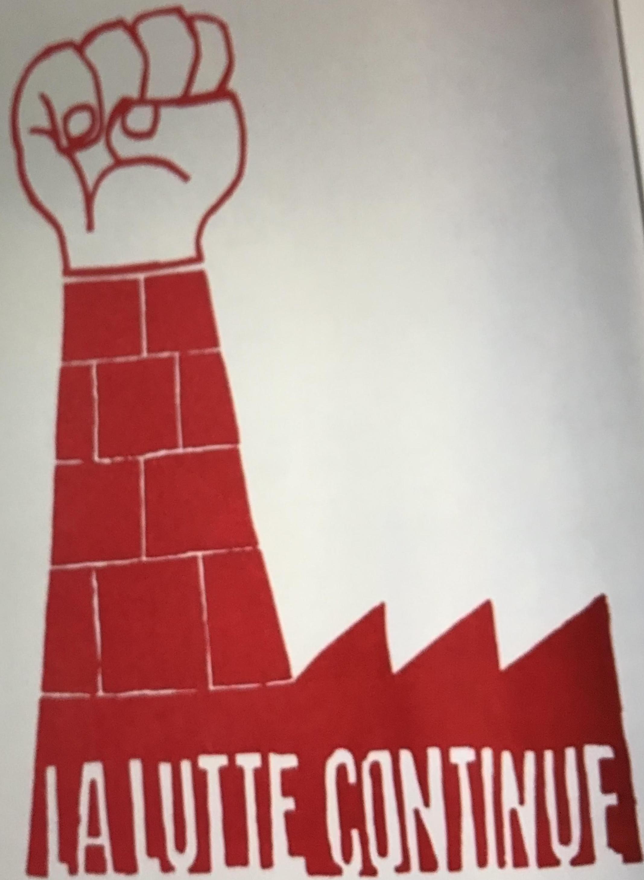 Η αφίσα από τον Μάη του '68