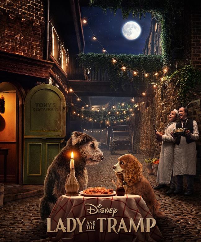 Η επίσημη αφίσα για την ταινάι της Disney που κάνει πρεμιέρα στις 12 Νοέμβρη