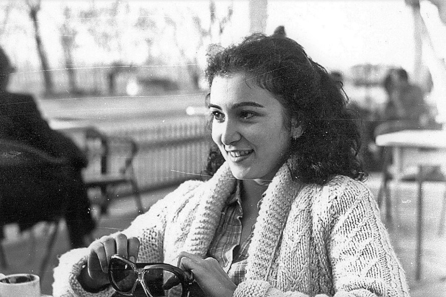 Η Tασούλα Λαζοπούλου