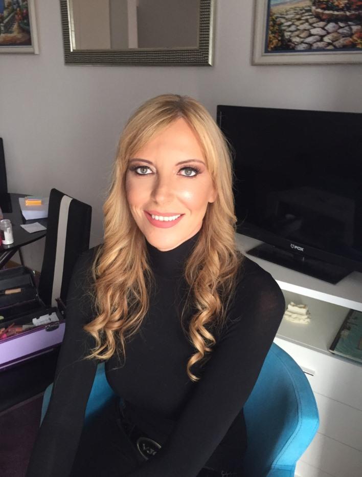 Η Ολιβέρα Τσίρκοβιτς, μέλος της διεθνούς, θρυλικής συμμορίας των «Ροζ Πανθήρων»