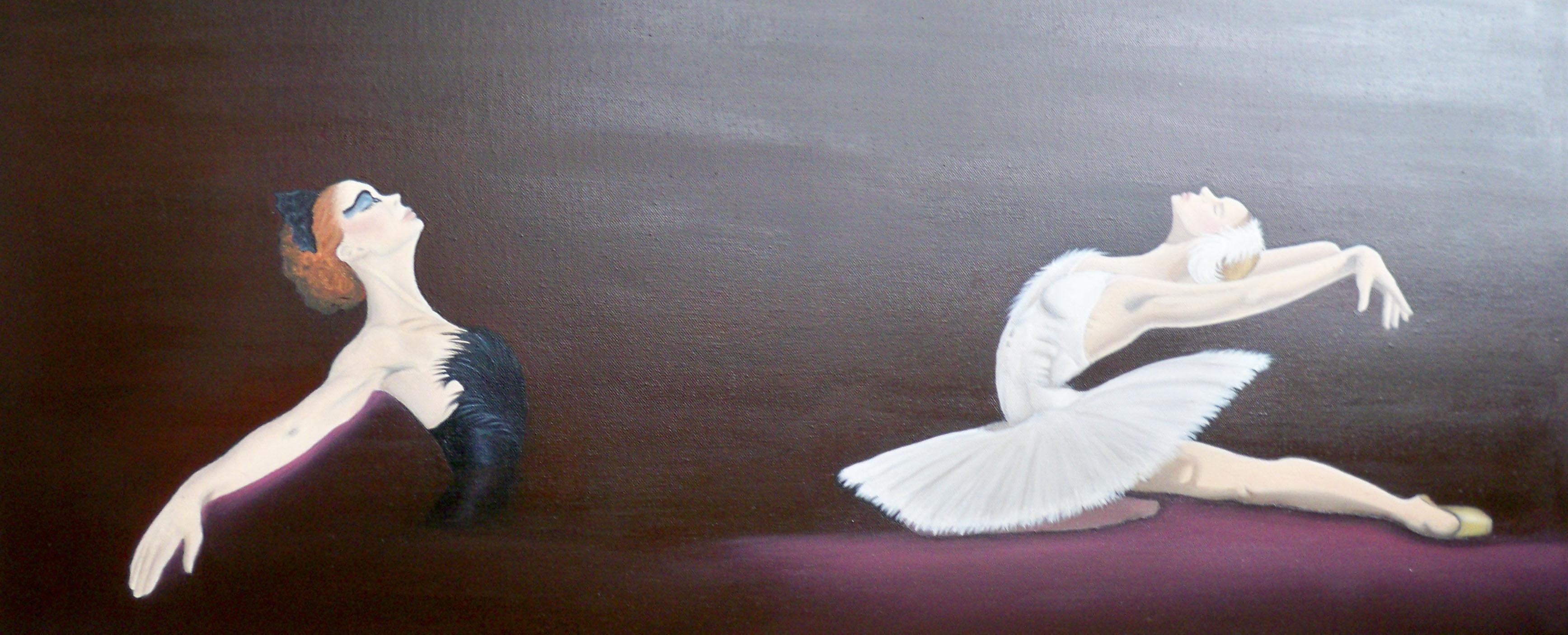 Ενα από τα έργα που ζωγράφισε στις φυλακές της Θήβας