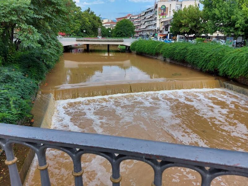 Ληθαίος ποταμός / Φωτογραφία: trikalavoice