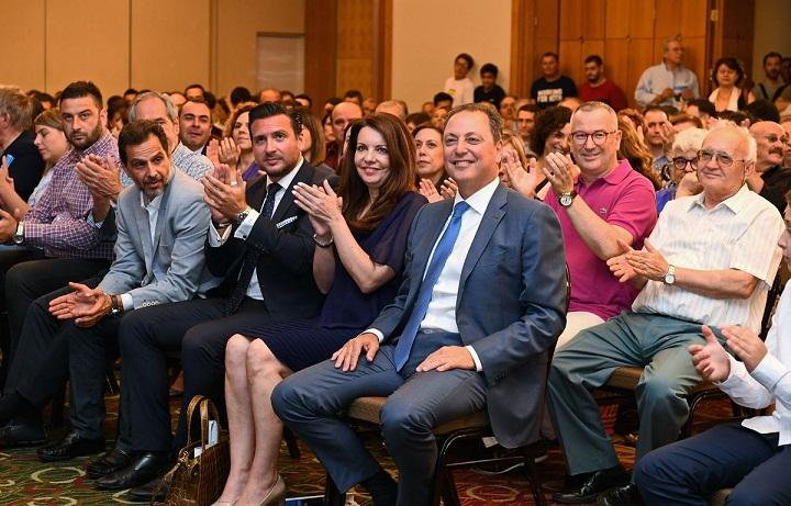 Sphlios Libanos Kyriakos Mhtsotakhs Kai Nd Apoteloyn Thn Epilogh Ths Elpidas Politikh Iefimerida Gr