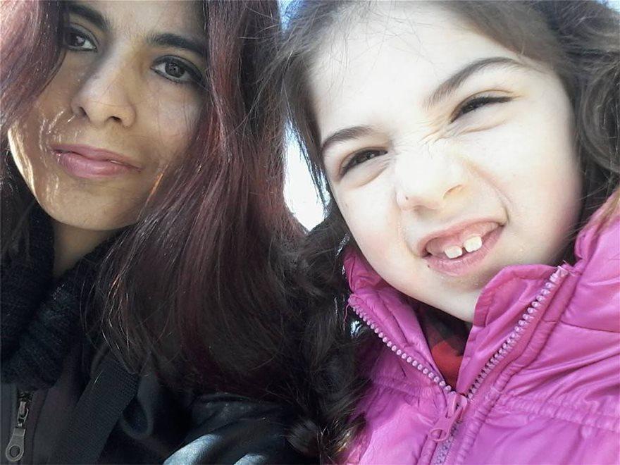 H 36χρονη Livia Florentina Bunea, η 8χρονη κόρη της Elena Natalia Bunea