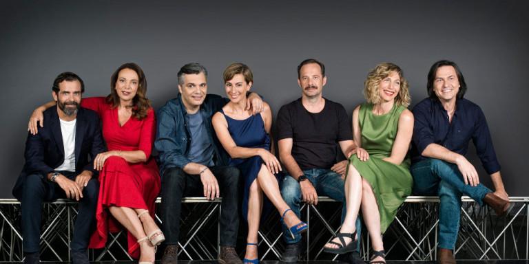 Οι χαρακτήρες του «Λόγω Τιμής» ξανά μαζί για την επιστροφή της σειράς 20 χρόνια μετά