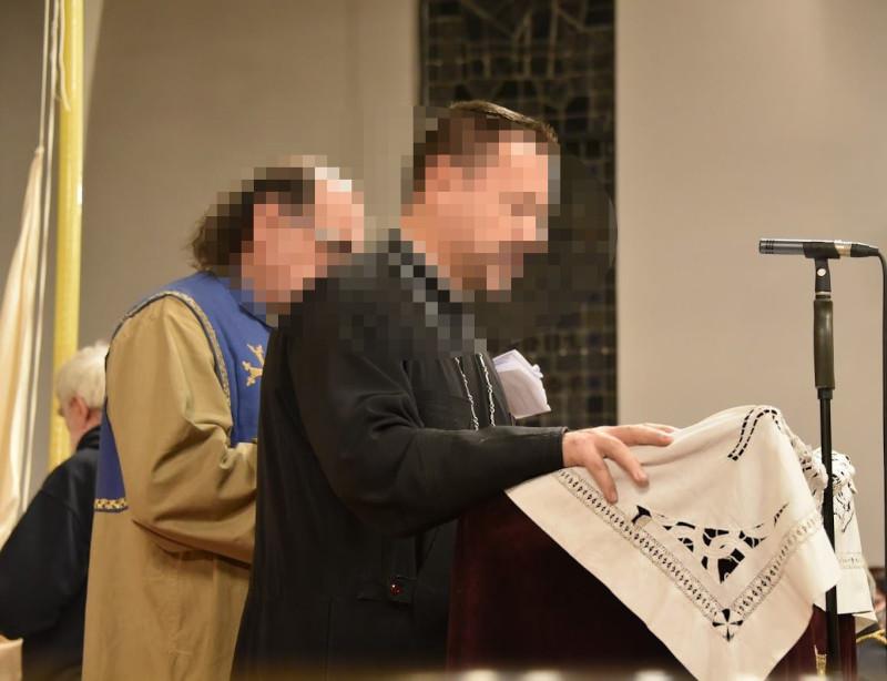 Ο 52χρονος ιερέας Νικόλαος Κακαβελάκης