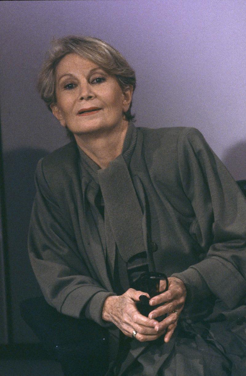 Η Φερνάντ Γκρουντέ γνωστή ως Μαντάμ Κλοντ
