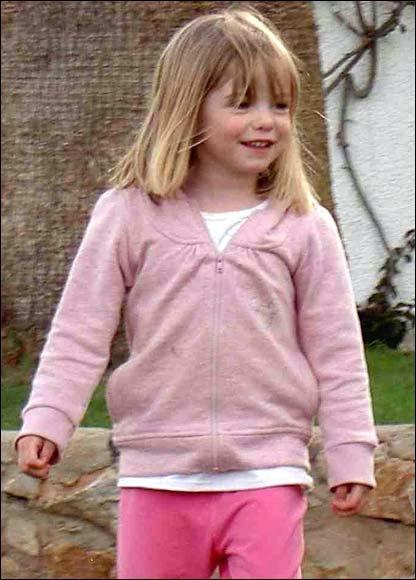 Η 3χρονη Μαντλίν ΜακΚαν εξαφανίστηκε από το θέρετρο όπου έκανε διακοπές με τους γονείς της πριν από 13 χρόνια
