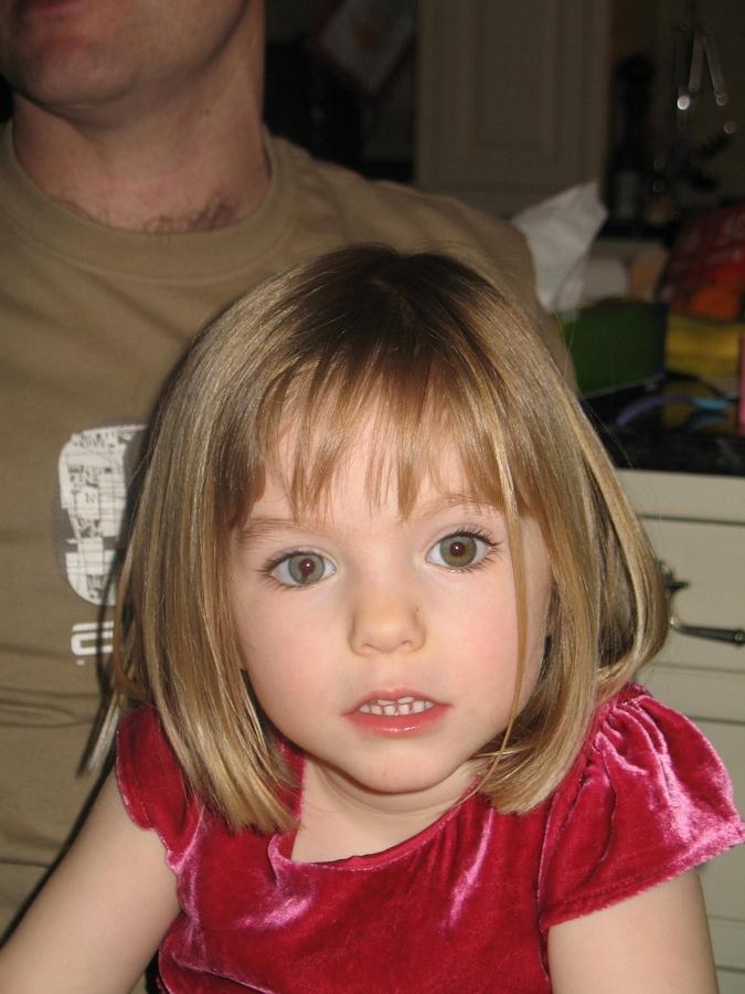 Η 3χρονη Μαντλίν
