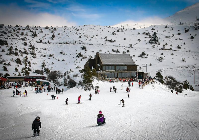 Χιονοδρομικό κέντρο Μαίναλο