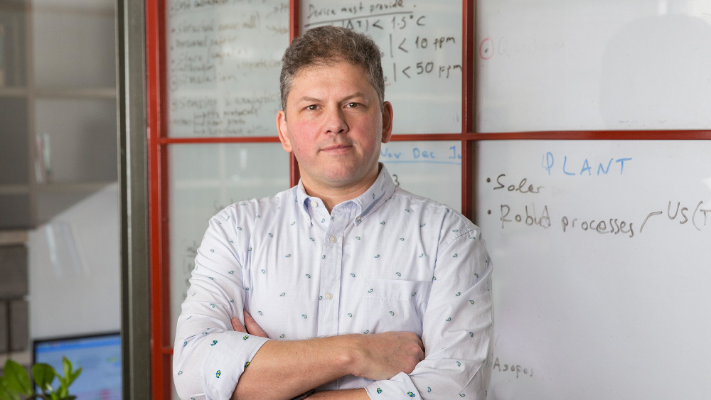 Σωτήρης Μπαντάς, Ιδρυτής και Διευθύνων Σύμβουλος της Centaur Technologies