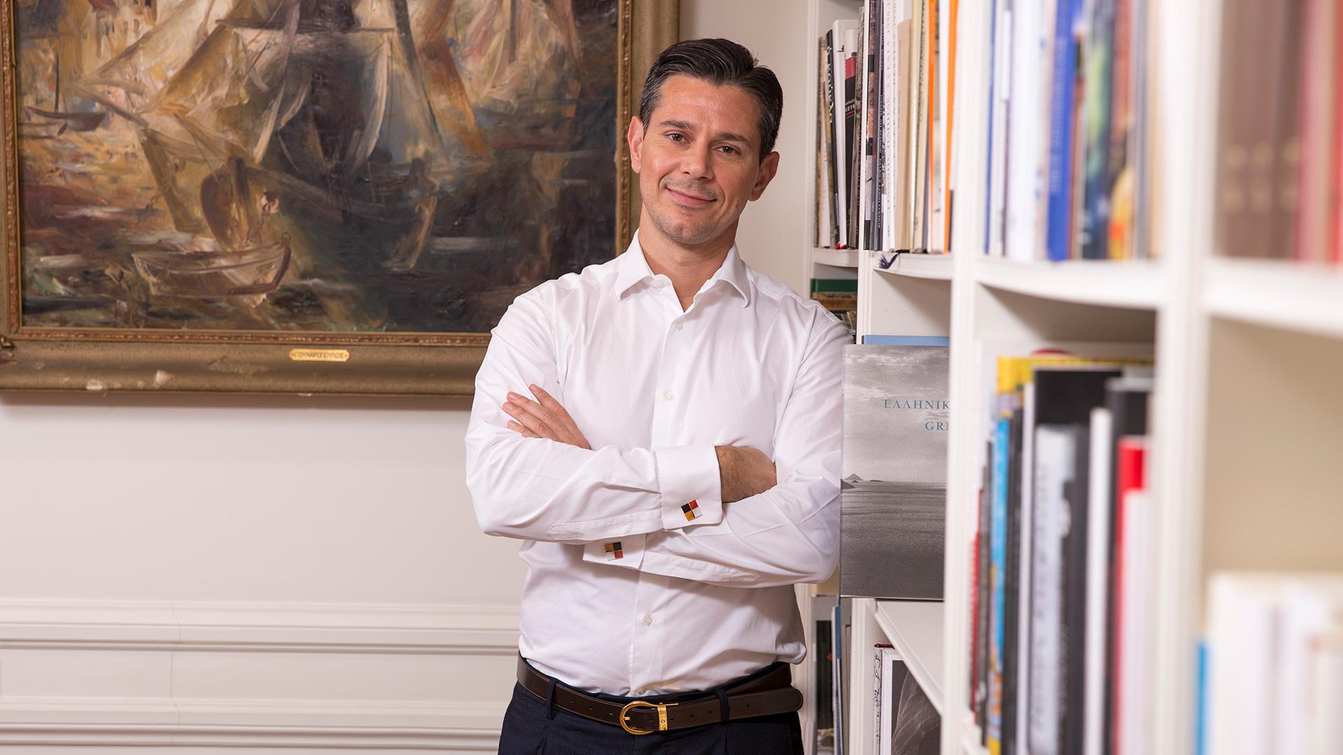 Χάρης Σιαμπάνης, Διευθύνων Σύμβουλος Μουσείου Μπενάκη