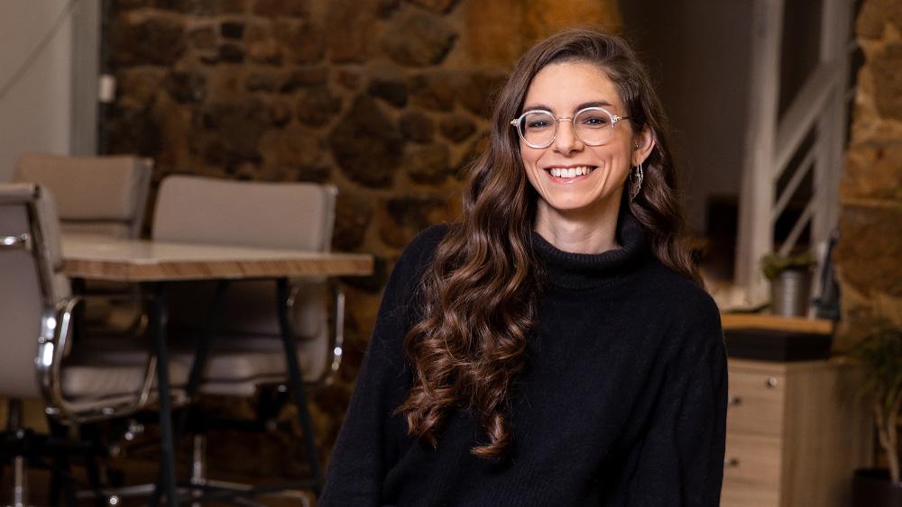 Σόφη Λάμπρου, Συνιδρύτρια & Γενική Διευθύντρια του Impact Hub Athens