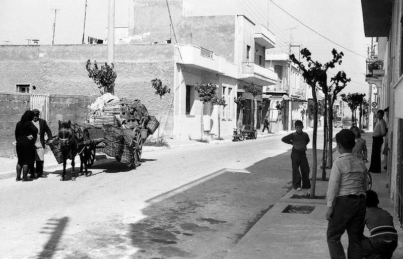 Μανάβης στη Δραπετσώνα (1976)