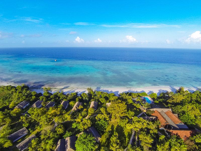 Ξενοδοχείο με θέα τη θάλασσα