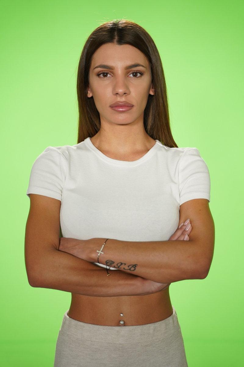 Μαριαλένα Ρουμελιώτη, 25 ετών, Γυμνάστρια