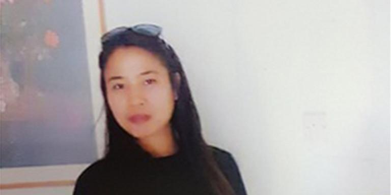 Η 30χρονη Maricar Valdez Arquila επίσης από τις Φιλιππίνες.