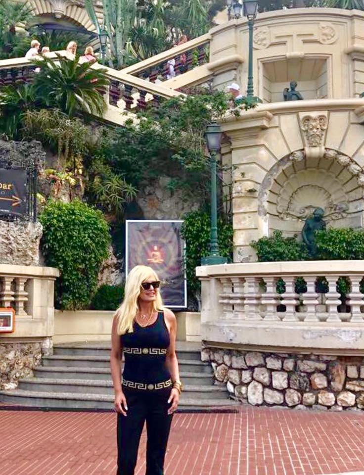 Μαρίνα Πατούλη μαύρο jumpsuit