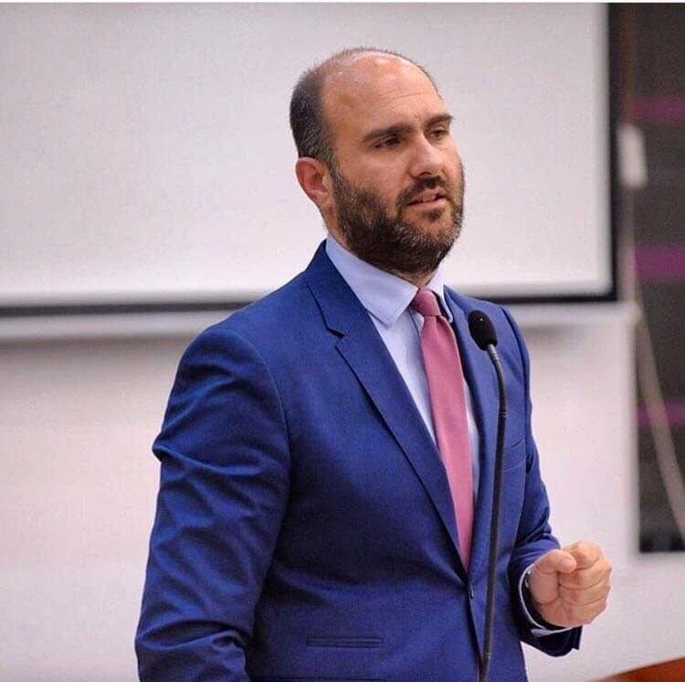 Ο Δημήτρης Μαρκόπουλος