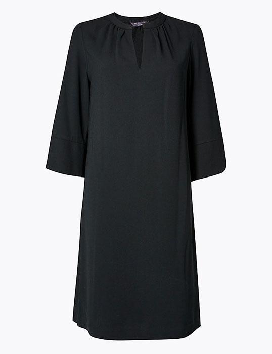 Το κλασικό κρεπ φόρεμα της συλλογής της Μέγκαν Μαρκλ