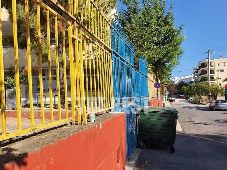 κατάληψη για μάσκα σε σχολείο της Πάτρας