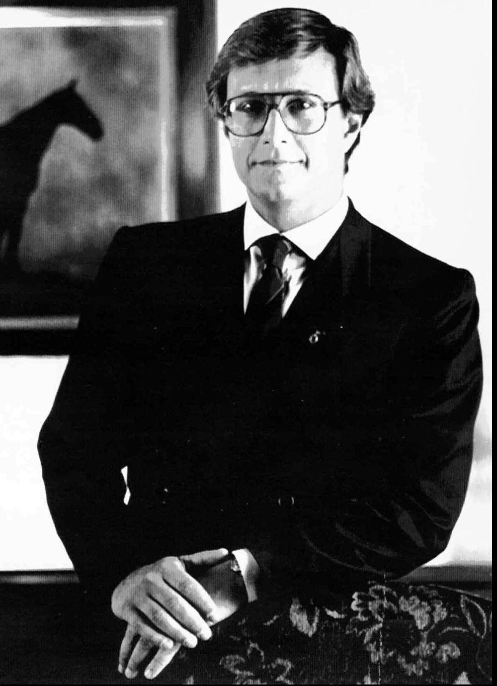 O Mauriccio Gucci εγγονός του ιδρυτή του οίκου που δολοφονήθηκε το 1995