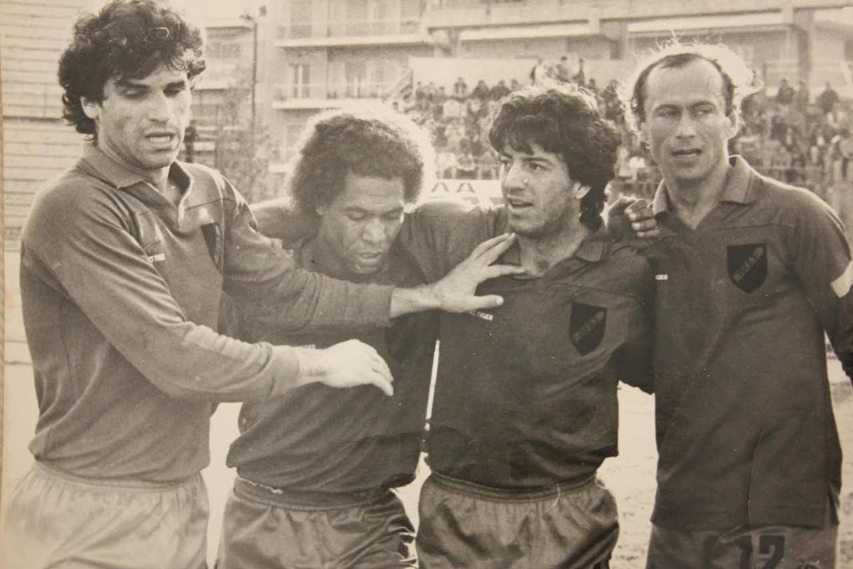 Ο Δημήτρης Μαυρίκης είχε 352 συμμετοχές και 58 γκολ με τον Πανιώνιο
