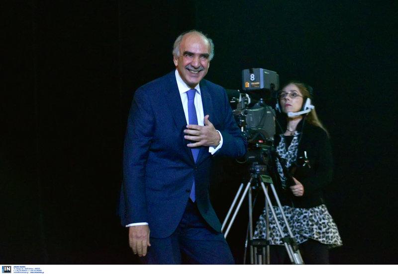 Ο Ευάγγελος Μεϊμαράκης-Φωτογραφία: Intimenews/ΧΑΛΚΙΟΠΟΥΛΟΣ ΝΙΚΟΣ
