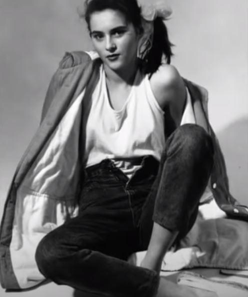 Η Μελάνια Τραμπ σε μια '80s φωτογράφηση από τα πρώτη της χρόνια ως μοντέλο