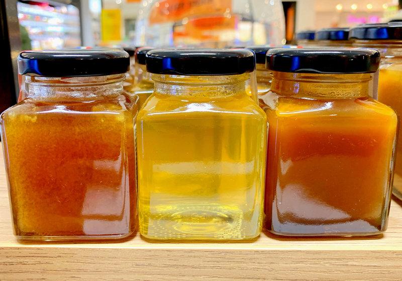 Βάζα με μέλι