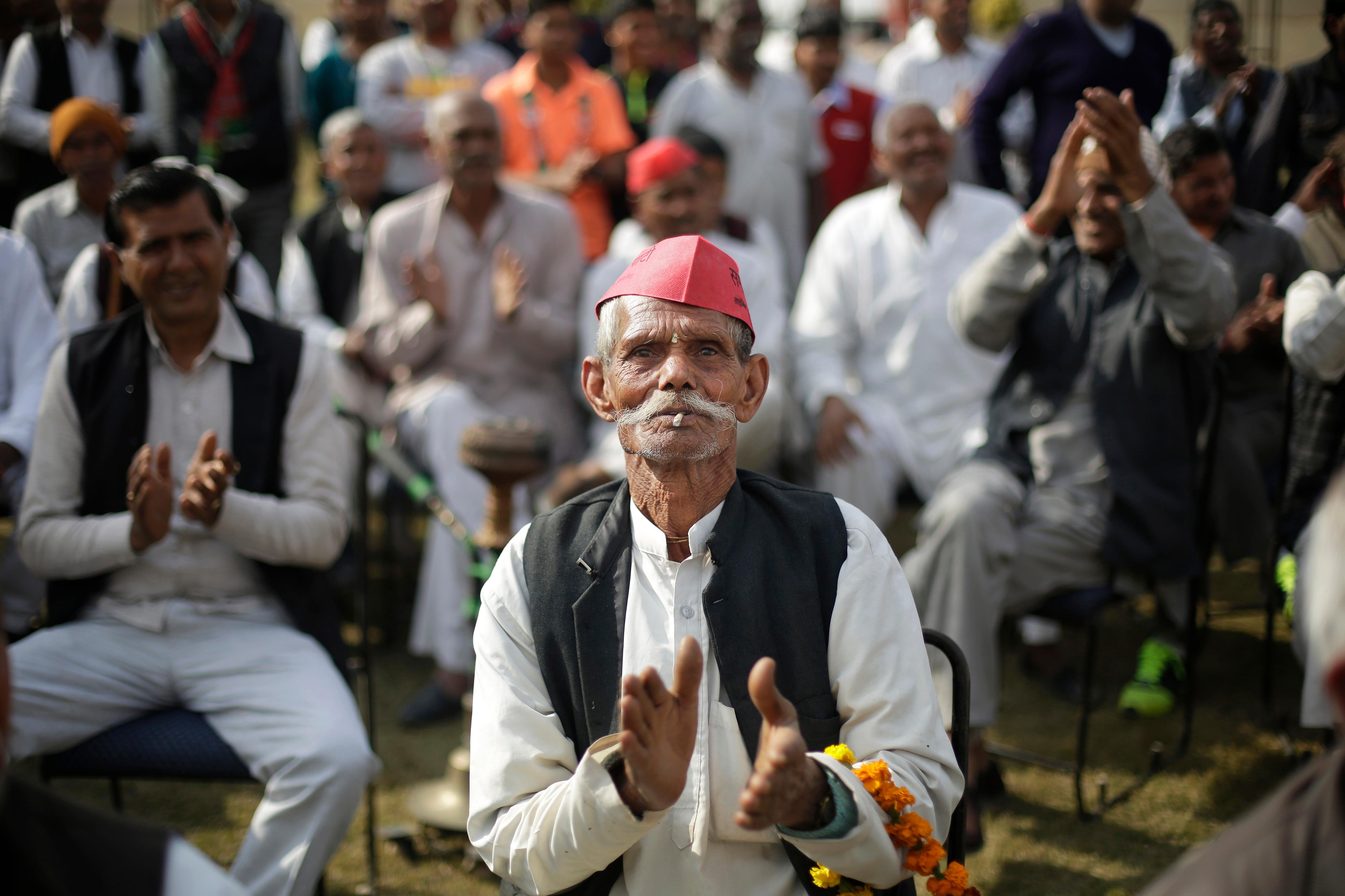 Η γέννηση ενός γιου θεωρείται γιορτή στην Ινδία