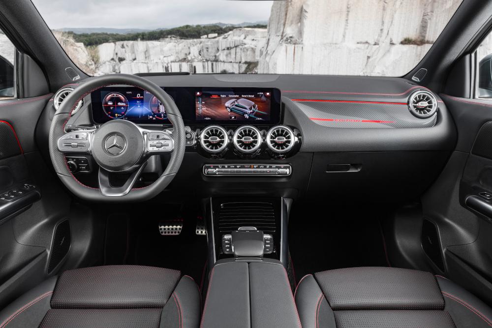 Επίσημη παρουσίαση της νέας Mercedes GLA