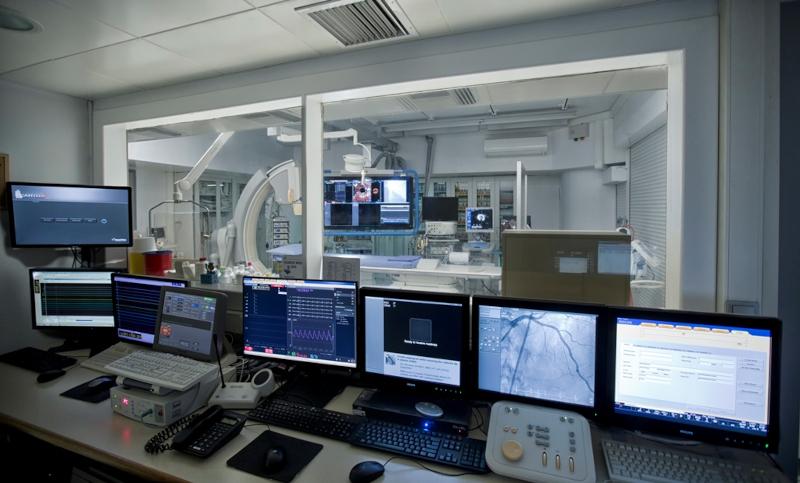 Υπερσύγχρονος ιατροτεχνολογικός εξοπλισμός