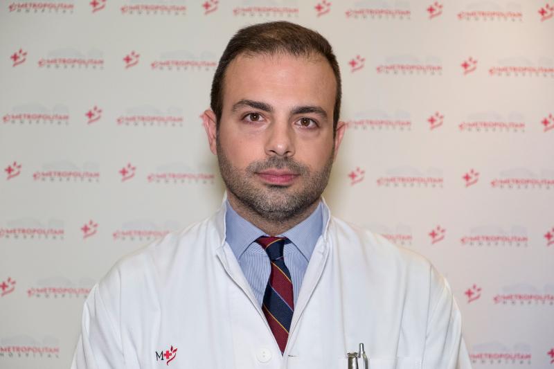 O Ιωάννης Παληός, M.D., Ph.D., Καρδιολόγος, Διδάκτωρ Πανεπιστημίου Αθηνών, Cardiology Fellow Emory University, Διευθυντής Μαγνητικής Τομογραφίας Καρδιάς στο Metropolitan Hospital