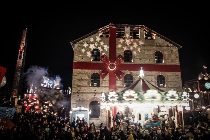 Ο «Μύλος των Ξωτικών» στα Τρίκαλα άνοιξε για να υποδεχτεί και φέτος τους επισκέπτες