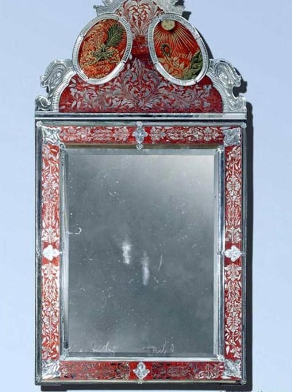 Ο καθρέφτης της μητριάς της Μαρίας Σοφίας φον Έρταλ.