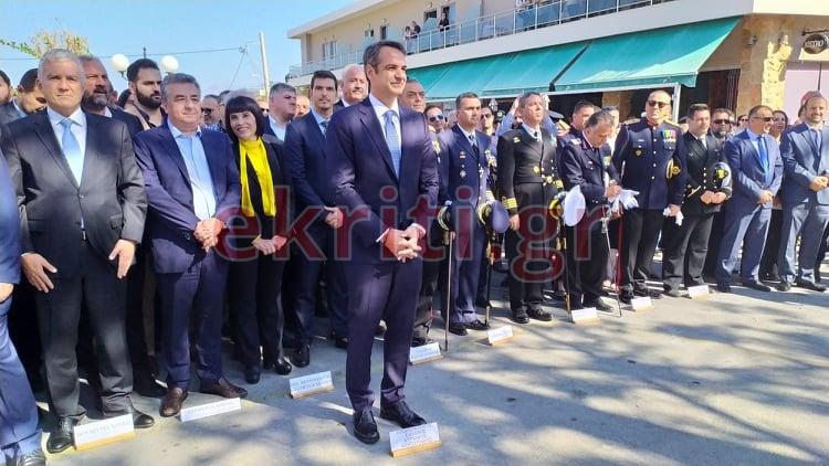 Ο πρωθυπουργός, Κυριάκος Μητσοτάκης