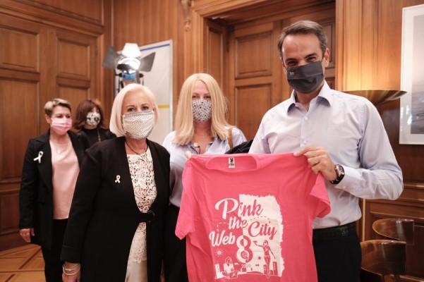 Έχω ένα μεγάλο φόβο κ. Πρωθυπουργέ…» - Η συγκλονιστική στιγμή της συζήτησης Μητσοτάκη με γυναίκες που νίκησαν τον καρκίνο του μαστού