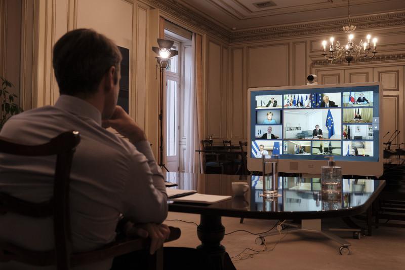Κορωνοϊός: Σε εξέλιξη η Σύνοδος Κορυφής, για ομόλογο-corona και ESM   ΠΟΛΙΤΙΚΗ   iefimerida.gr